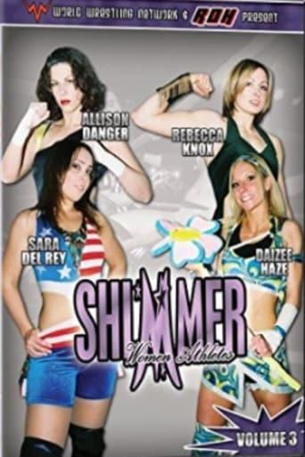 Poster of SHIMMER Women Athletes Volume 3