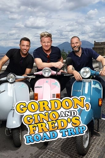 Capitulos de: Gordon, Gino and Fred: Road Trip