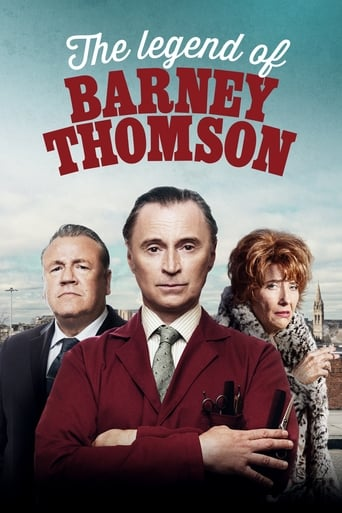 Poster of The Legend of Barney Thomson