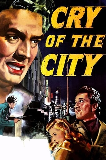 Poster of Cry of the City