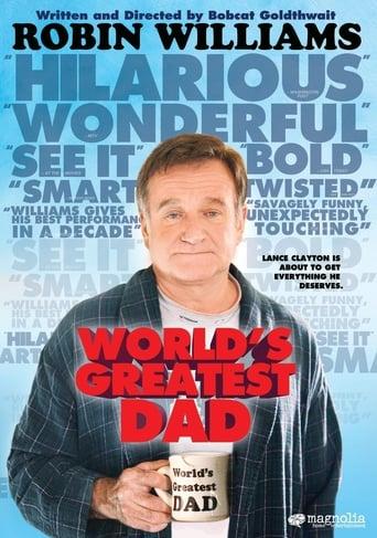 Poster of El mejor padre del mundo