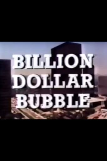 Poster of The Billion Dollar Bubble