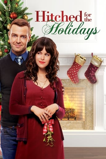 Poster of Hitched for the Holidays