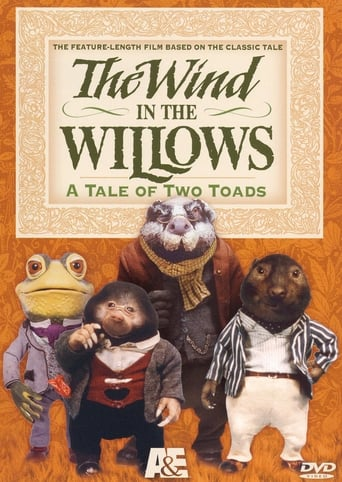 Poster of The Wind in the Willows: A Tale of Two Toads