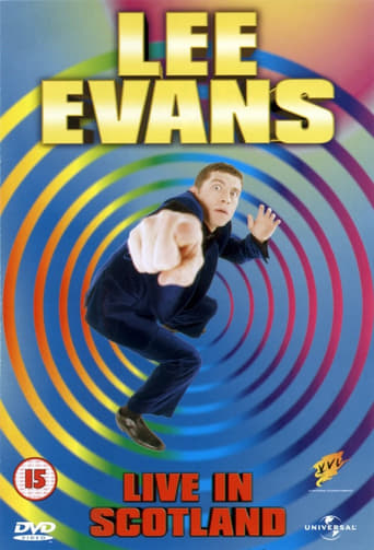 Watch Lee Evans: Live in Scotland Online