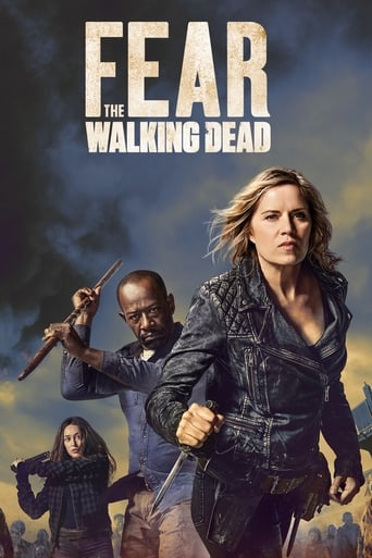 Poster of Fear the Walking Dead fragman