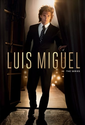 Poster of Luis Miguel: The Series