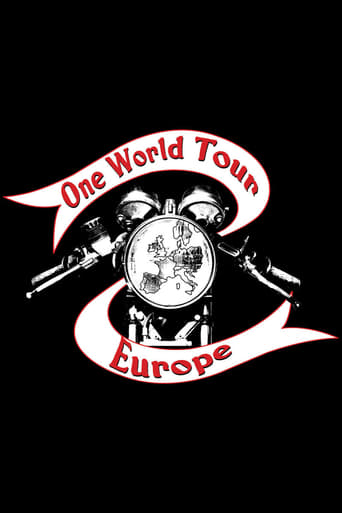 The One World Tour: Europe!