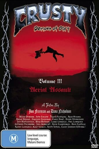 Poster of Crusty Demons of Dirt 3: Aerial Assault