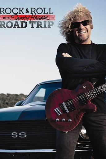 Poster of Rock & Roll Road Trip with Sammy Hagar