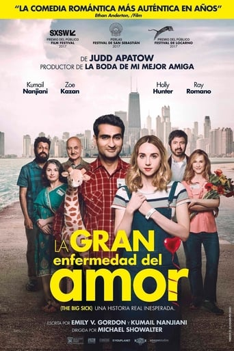 Poster of La gran enfermedad del amor (THE BIG SICK)