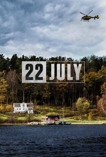 Poster of 22 July