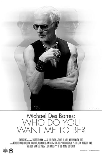 Michael Des Barres: Who Do You Want Me To Be?
