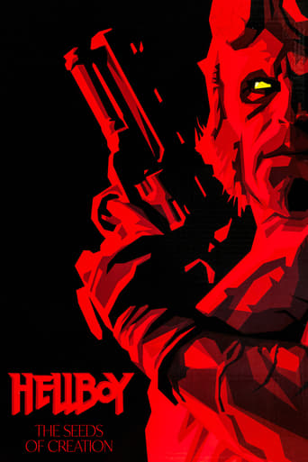 Hellboy: The Seeds of Creation movie poster