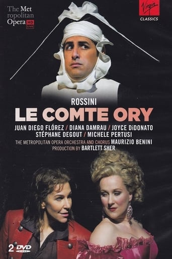 Poster of Le comte Ory