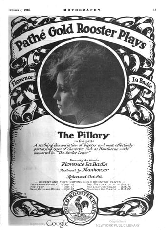 Poster of The Pillory