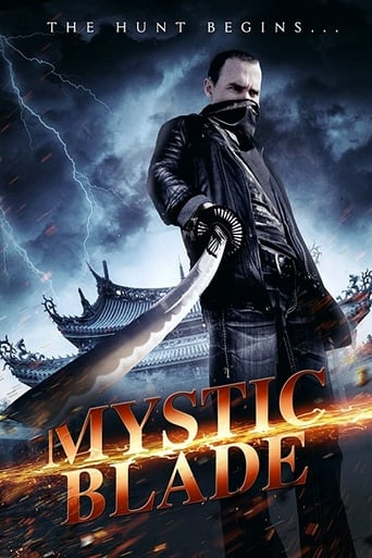 Poster of Mystic Blade