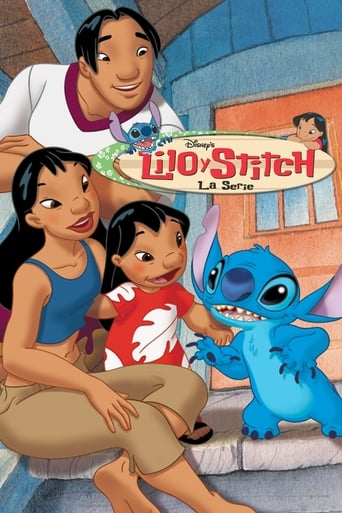 Poster of Lilo y Stitch