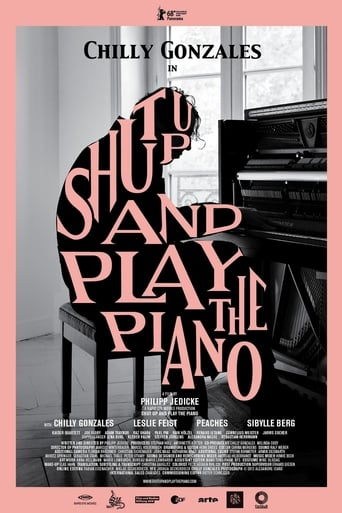 Poster of Shut Up and Play the Piano