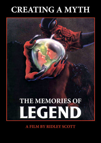 Poster of Creating a Myth... the Memories of 'Legend'