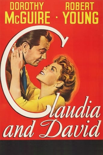 Poster of Claudia and David