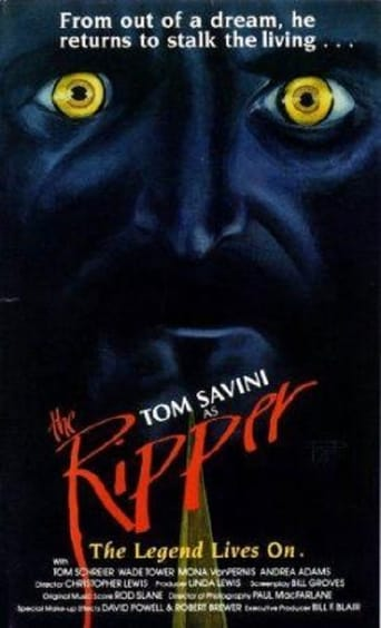 Poster of The Ripper