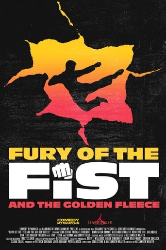 Poster of Fury of the Fist and the Golden Fleece