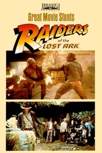Poster of Great Movie Stunts: Raiders of the Lost Ark