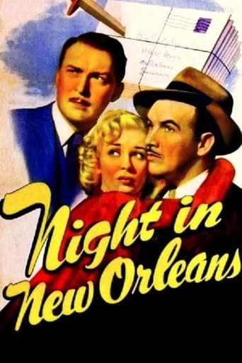 Poster of Night in New Orleans