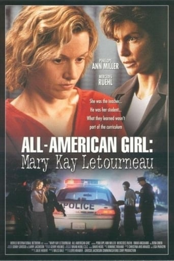 Poster of All-American Girl: The Mary Kay Letourneau Story
