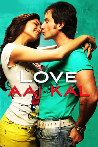 Poster of Love Aaj Kal