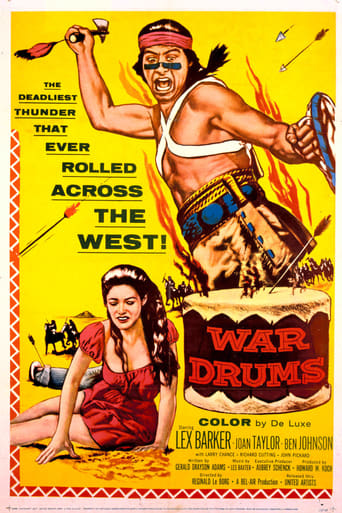 Poster of War Drums