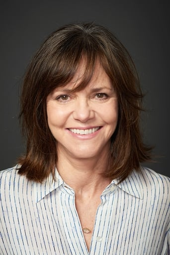Sally Field isDr. Greta Mantleray