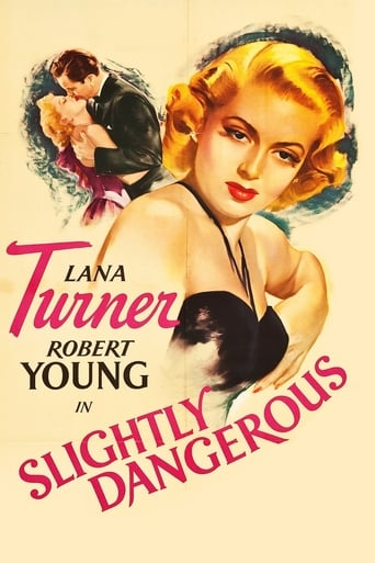 Poster of Slightly Dangerous