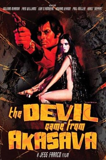 Poster of The Devil Came from Akasava