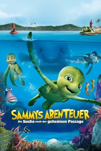 Sammys Abenteuer - Die Suche nach der geheimen Passage - Animation / 2010 / ab 0 Jahre