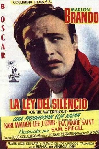 Poster of La ley del silencio