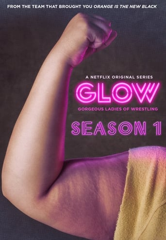 GLOW (2017) 1 Sezonas EN