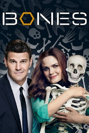 Bones, The Complete Seasons 1-12