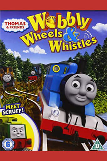 Poster of Thomas & Friends: Wobbly Wheels & Whistles