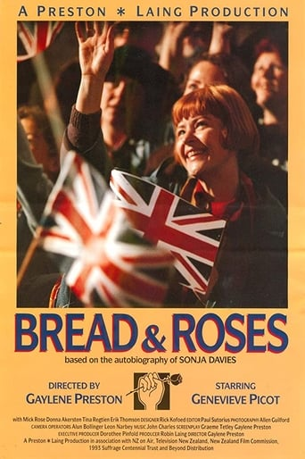 Poster of Bread & Roses
