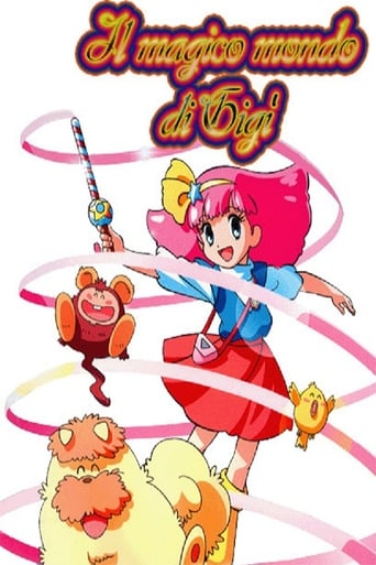 Poster of Magical Princess Minky Momo