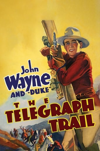 Poster of The Telegraph Trail