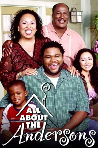 Poster of All About the Andersons