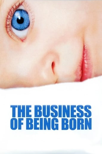 Poster of The Business of Being Born