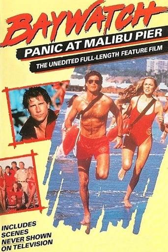 Poster of Baywatch: Panic at Malibu Pier