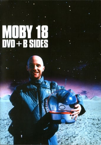 Poster of Moby : 18 DVD + B Sides