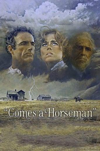 Poster of Comes a Horseman