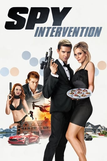 Poster of Spy Intervention