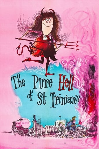 The Pure Hell of St. Trinian's poster